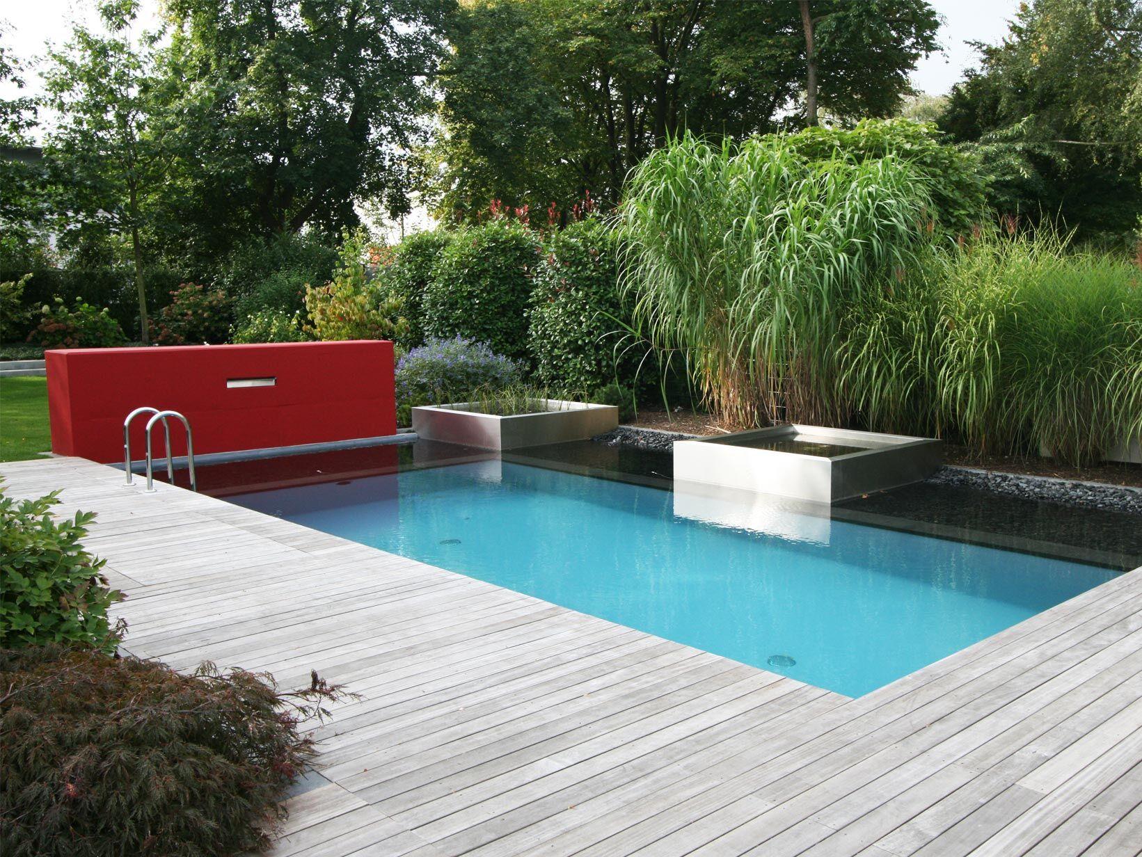hybrid pool sp rck galabau. Black Bedroom Furniture Sets. Home Design Ideas